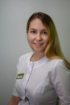 Белянина Ксения Алексеевна
