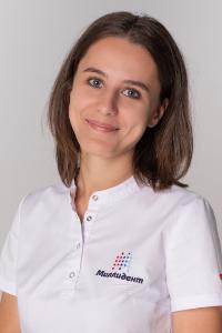 Разиева (Кудрина) Жанна Андреевна